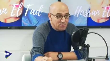 Studio Zèbres avec Hassan El Fad