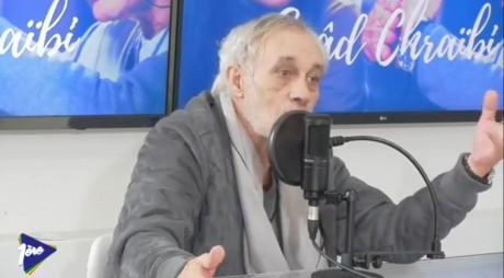 Studio Zèbres avec Saâd Chraïbi