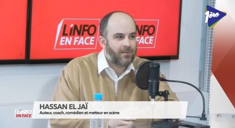 Hassan El Jai ou quand l'artiste commente l'actu