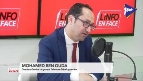 L'Info en Face éco avec Mohamed Ben Ouda