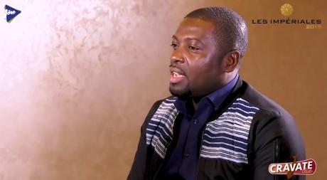 Cravate Club Communiquer en Côte d'Ivoire, avec Jean-Luc Gnakouri