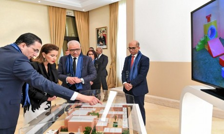 Video : S.A.R. la Princesse Lalla Meryem préside la cérémonie de célébration de la Journée internationale de la femme