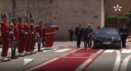 Video : S.A.R. le Prince Héritier Moulay El Hassan préside à Meknès l'ouverture de la 14e édition du SIAM