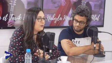 Studio Zèbres avec Nabyla Maan & Tarik Hilal