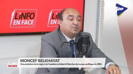Moncef Belkhayat, invité de l'Info en Face