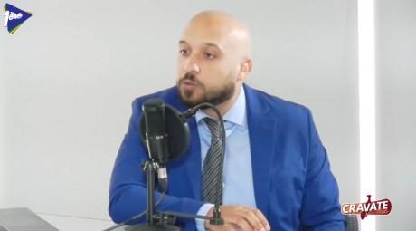 Cravate Club Blockchain avec Hicham Benbella, IBM