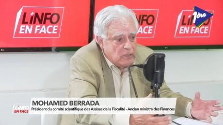 Mohamed Berrada, invité de l'Info en Face