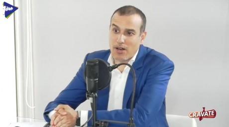 Cravate Club Immobilier entreprises avec Charif Houachmi