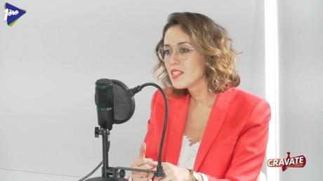 Cravate Club Formation en entreprise avec Ghita Bouhafraoui
