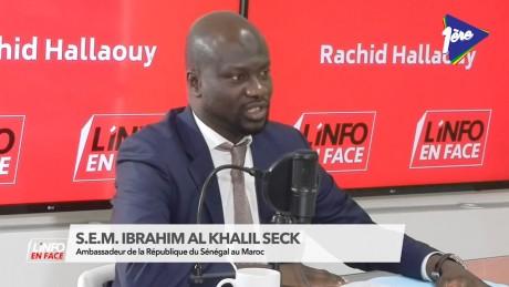 Ambassadeur du Sénégal : nous aimerions ramener la coupe à la maison