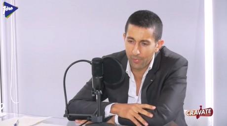 Cravate Club Machiavel et entreprises avec Hatim Ben Ahmed