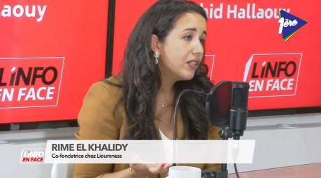 Rime El Khalidy, invité de L'Info en Face