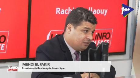 Mehdi El Fakir invité de L'Info en Face