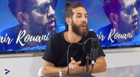Studio Zèbres avec Amir Rouani