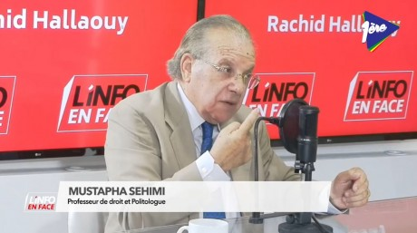Mustapha Sehimi, invité de l'Info en Face