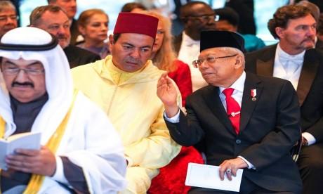 S.A.R. le Prince Moulay Rachid représente S.M. le Roi à la cérémonie d'intronisation du nouvel empereur du Japon