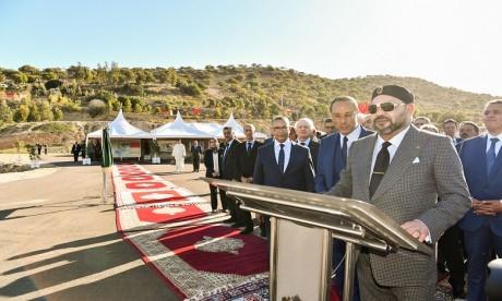 Essaouira : Des projets hydrauliques, hydro-agricoles et d'eau potable consacrant la Vision Royale d'un développement durable et intégré du monde rural