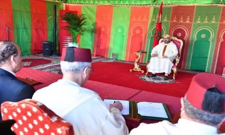 Volonté Royale affirmée de consacrer la vocation d'Essaouira en tant que ville d'histoire, d'art et de patrimoine
