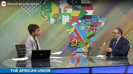 Youssef Amrani met en avant le rôle joué par le Maroc en faveur du développement du continent