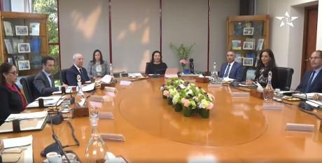 S.A.R. la Princesse Lalla Hasnaa préside le Conseil d'administration de la Fondation pour la Sauvegarde du Patrimoine Culturel de Rabat