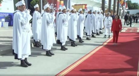S.A.R. la Princesse Lalla Hasnaa préside à Casablanca l'ouverture de la 26e édition du SIEL