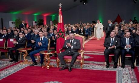 S.M. le Roi lance un programme ambitieux de développement urbain pour ériger Agadir en pôle économique attractif et compétitif
