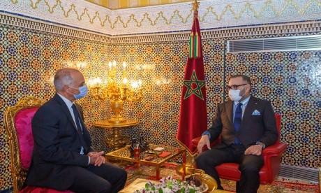 S.M. le Roi Mohammed VI préside la cérémonie de présentation du rapport général de la Commission spéciale sur le modèle de développement