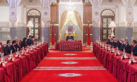 Sa Majesté le Roi préside à Fès un Conseil des ministres
