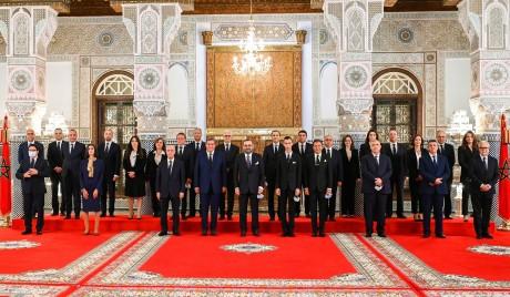 S.M. le Roi Mohammed VI nomme le nouveau gouvernement