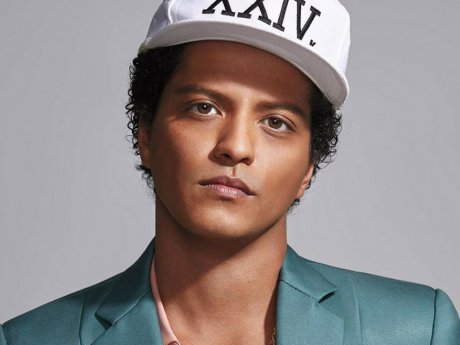 Bruno Mars, la star planétaire du funk sera au festival Mawazine