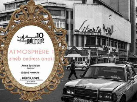 Zineb Andress Arraki à la Galerie Shart à Casablanca : la mémoire dans la peau