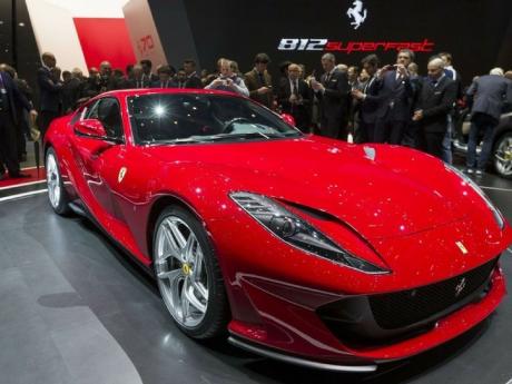 Pas de boycott pour Ferrari au premier trimestre 2018.