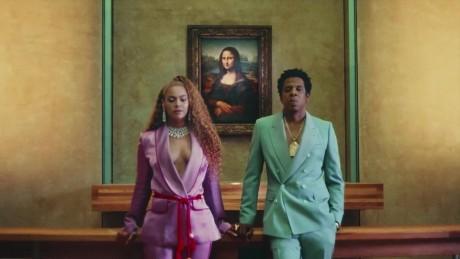 Beyoncé et Jay'Z s'offrent Le Louvre