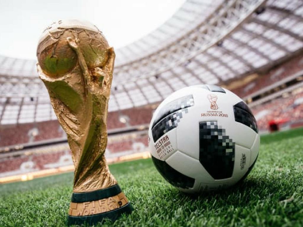 Les premiers cartons rouges de la Coupe du Monde pour Nike et Adidas