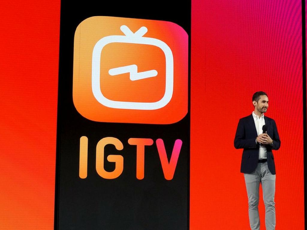 Instagram lance sa TV «IGTV» pour énerver YouTube