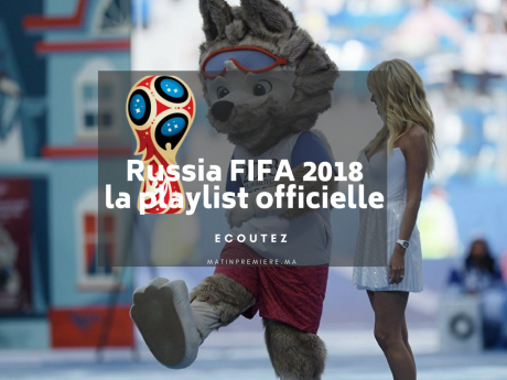 Russia FIFA 2018 : la playlist officielle