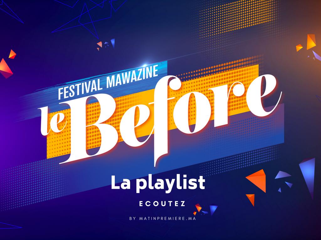 Matin Première  vous présente la play-list du concert d'ouverture gratuit du Festival Mawazine 2018
