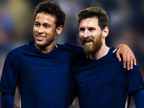 1 but de Messi et Neymar = 10 000 repas pour les enfants sud-américains : Merci Mastercard !