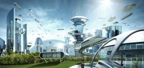« En l'an 2100 » , le monde sera ...
