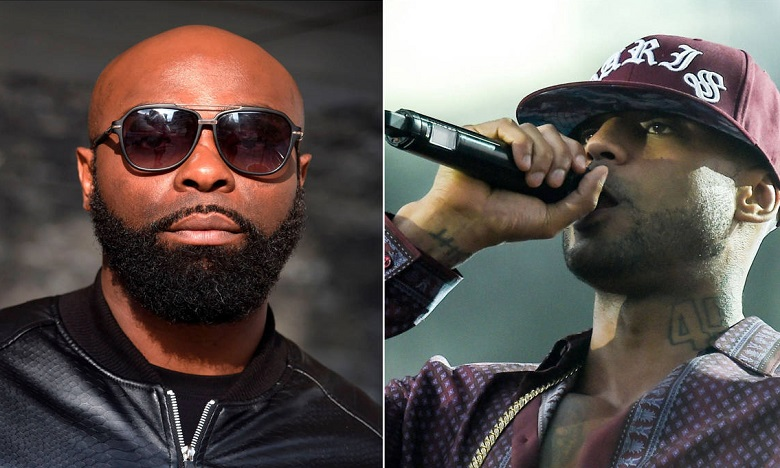 Les rappeurs Booba et Kaaris libérés