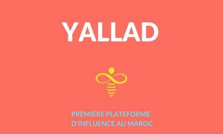 YALLAD, la première plateforme d'influence au Maroc