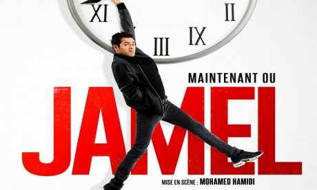 Jamel Debbouze is back