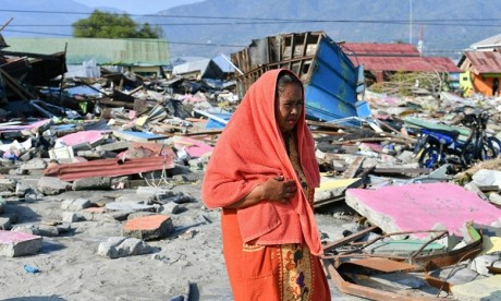 Tsunami des Célèbes, un survivant raconte l'horreur