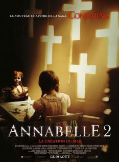 film ANNABELLE 2 maroc