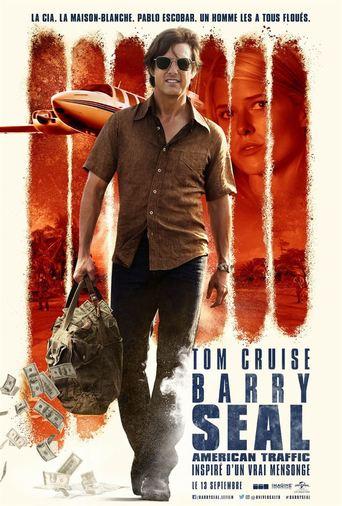 film BARRY SEAL : AMERICAN TRAFFIC