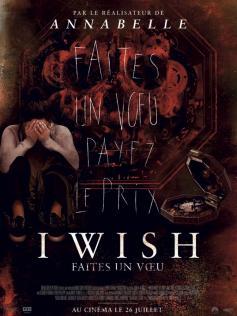 film I WICH-FAITES UN VOEU