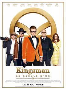 film Kingsman : Le Cercle d'or