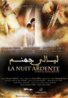 film LA NUIT ARDENTE