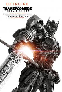 film TRANSFORMERS: THE LAST KNIGHT