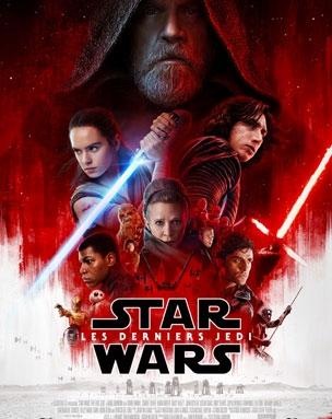 film Star Wars - Les Derniers Jedi